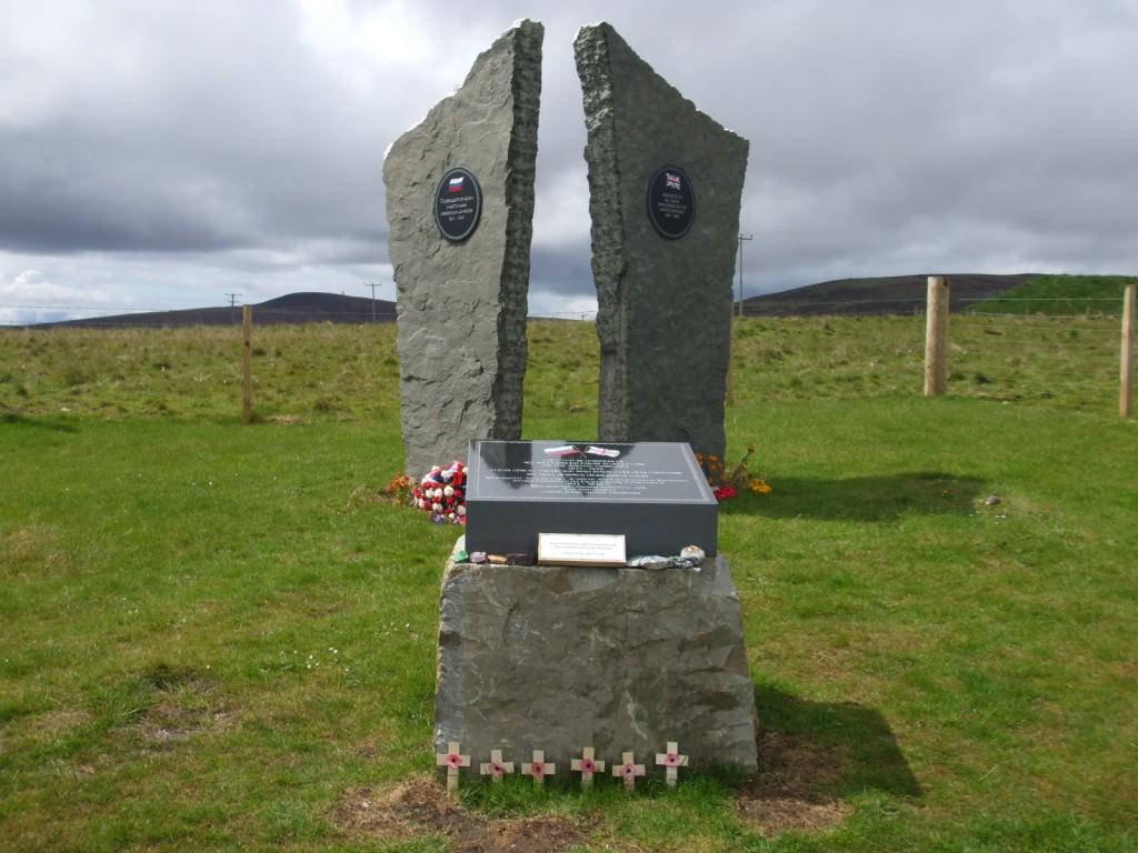 Arctic Convoys Memorial