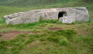 Dwarfie Stane Hoy Orkney