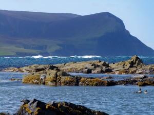 Hoy Sound, Orkney