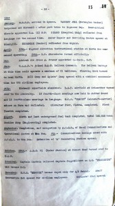 ADM116/5790 Hoy WWII Chronology doc - page 10
