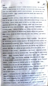ADM116/5790 Hoy WWII Chronology doc - page 5