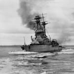 HMS Royal Oak © Orkney Library & Archive, ref. L3792-3