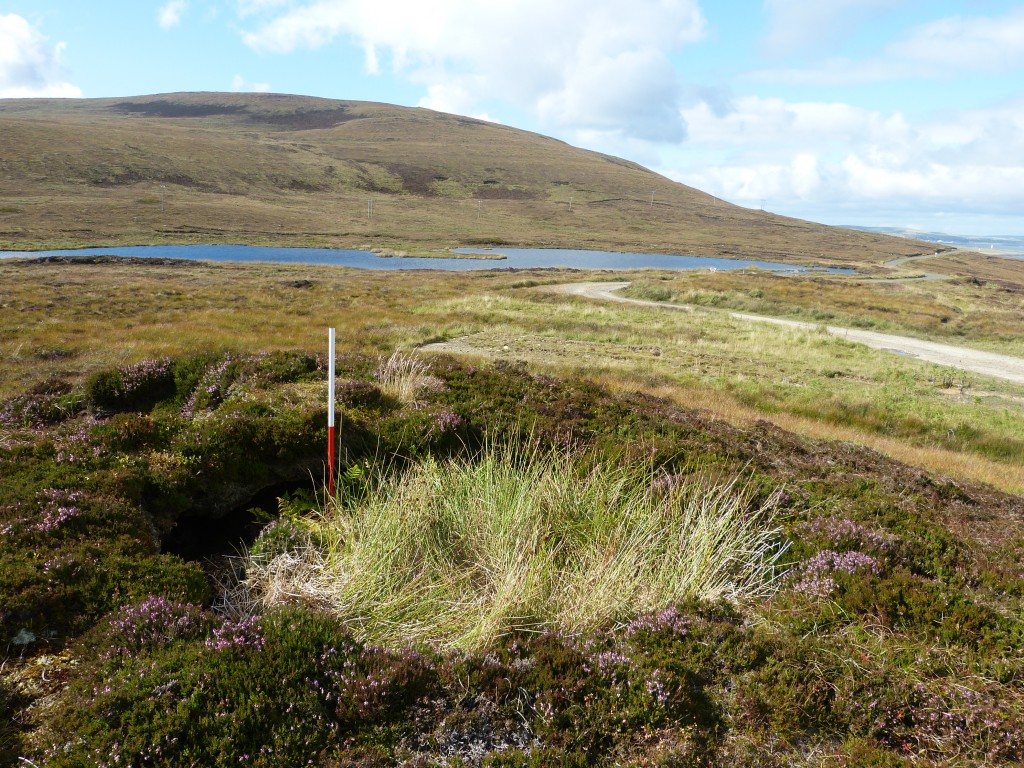 HY16 - Weapons Pit on Lyrawa Hill