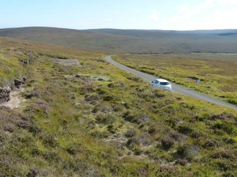 HY17A - Hut Bases near Lyrawa Hill