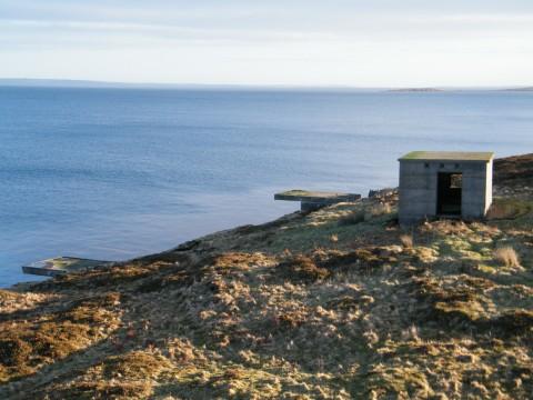 HY20SE 2.04 - Scad Head Coast Artillery Battery Auxiliary Engine House