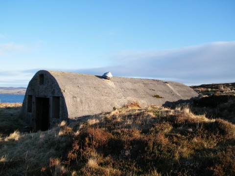 HY20SE 2.05 - Scad Head Coast Artillery Battery Engine House
