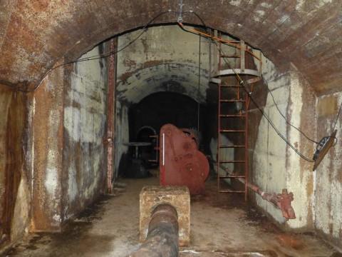 ND29SE 4 - Underground Oil Fuel Store