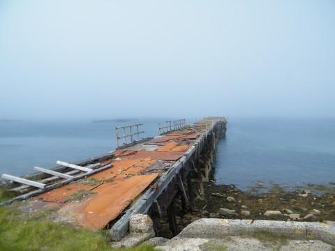 ND39SW 18.4 - Rinnigill Pier