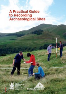RCAHMS Practical Guide Front Cover