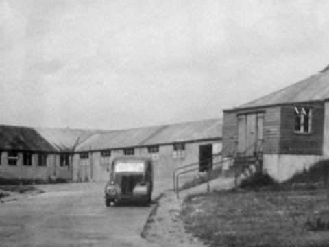 Royal Naval Sick Quarters © The National Archives, ref. ADM116/5790