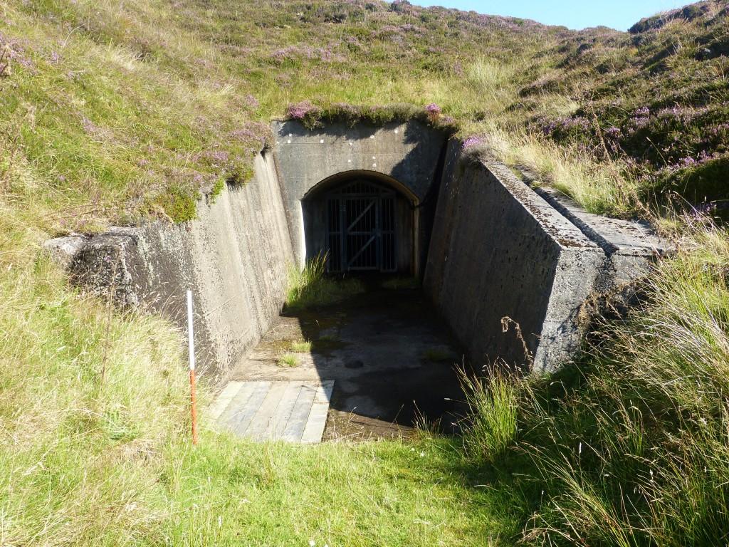 W035A - UOFS Rear Access Tunnel