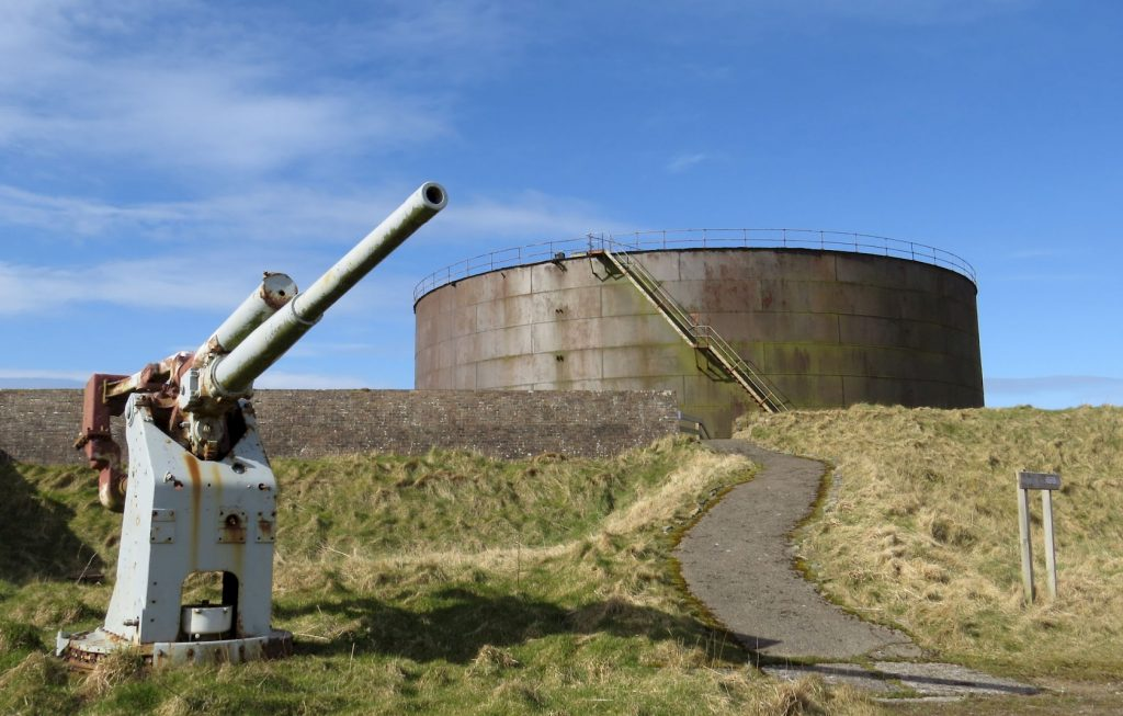museum gun tank